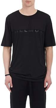 Helmut Lang Men's Logo Cotton-Modal Jersey T-Shirt