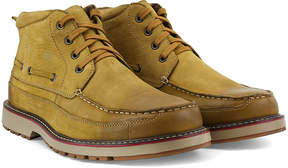 UNIONBAY Camel Baker Leather Boot - Men