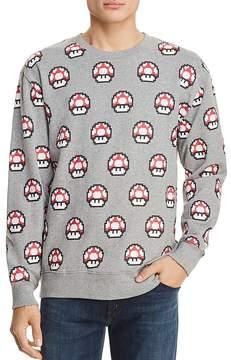 Barney Cools x Nintendo Toad Crewneck Sweatshirt - 100% Exclusive