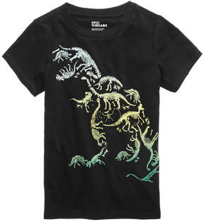 Epic Threads Dino Graphic-Print T-Shirt, Little Boys (4-7), Created for Macy's