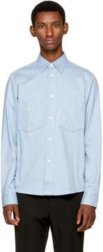 Acne Studios Blue Denver Shirt