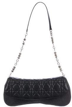 Christian Dior Quilted Leather Cannage Bag