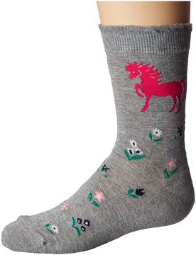 Falke Horse Sock 2 Women's Crew Cut Socks Shoes