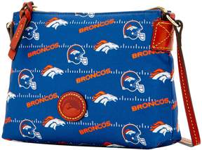 Dooney & Bourke NFL Denver Broncos Cross-Body Bag - NAVY - STYLE