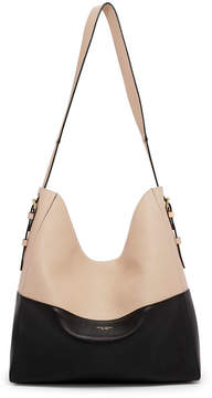 Henri Bendel Parker Oversized Color Blocked Hobo
