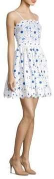 Alice + Olivia Vandy Lace Mini Dress