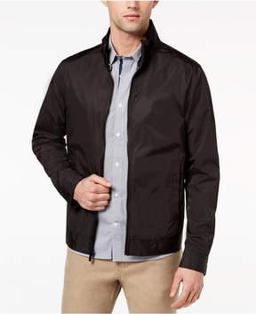 Ryan Seacrest Distinction Men's Slim-Fit Black Full-Zip Jacket, Created for Macy's