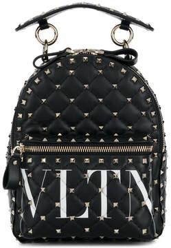 Valentino Rockstud small backpack