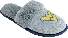 NCAA Women's West Virginia Mountaineers Sherpa-Lined Clog Slippers