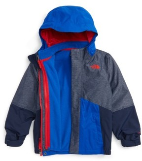 The North Face Toddler Boy's Boundary Triclimate 3-In-1 Jacket
