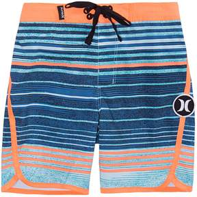 Hurley Toddler Boy Peter Striped Board Shorts