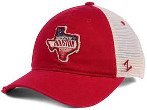 Zephyr Houston Cougars Roadtrip Patch Mesh Cap