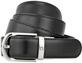 Montblanc Reversible Leather Men's Belt