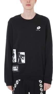 Damir Doma Werno Black Cotton Sweatshirt