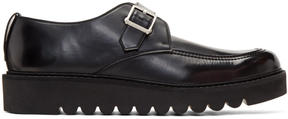 Stella McCartney Black Odette Monkstraps