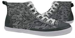 Burnetie Men's High Top Vintage.
