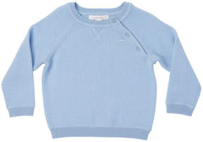 Marie Chantal Baby Boy Mini Cashmere Sweater - Pale Blue