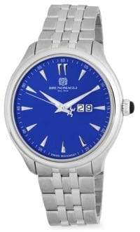 Bruno Magli Stainless Steel Analog Watch