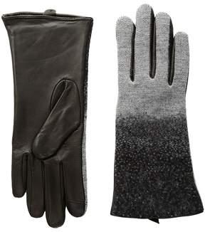 Echo Ombre Needle Felt Gloves Dress Gloves