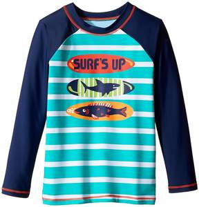 Hatley Surfboards Rashguard (Toddler/Little Kids/Big Kids)