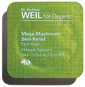 Origins Dr. Andrew Weil for Origins Mega-Mushroom Skin Relief Face Mask - Travel-Size Pod