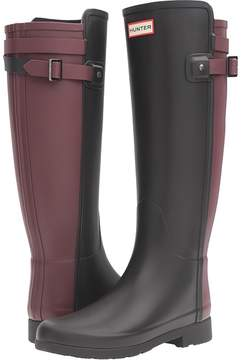 Hunter Refined Back Strap Rain Boots