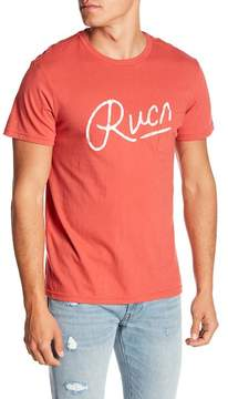 RVCA Mowgli Logo Tee