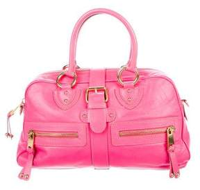 Marc Jacobs Venetia Leather Satchel