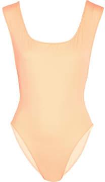 Araks Jireh Cutout Swimsuit - Blush