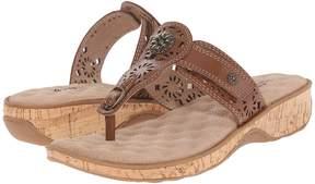 SoftWalk Beaumont Laser Women's Sandals