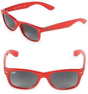 Ray-Ban Women's 52MM Square Wayfarer Sunglasses