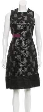 Behnaz Sarafpour Sleeveless Sheath Dress