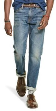Ralph Lauren Hampton Straight-Fit Jean Warwick 32