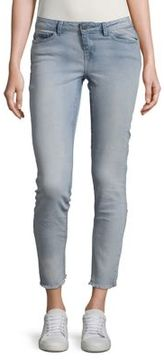 Noisy May Eve Skinny Ankle Jeans