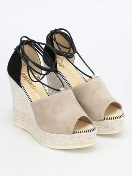 Espadrilles Samba Bicolour Wedge