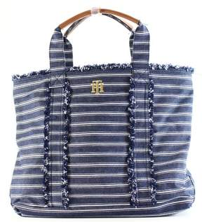 Tommy Hilfiger Large Esme Denim Tote