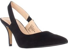 Nanette Lepore Sally Pointed Toe Dress Pumps, Black.