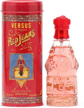 Versace Women's Red Jeans Eau De Toilette Spray - Women's's