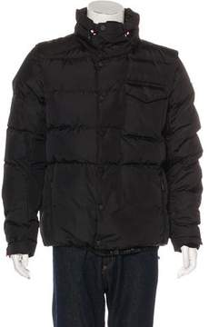 Moncler Malles Convertible Down Jacket