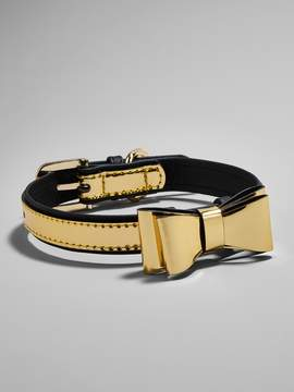 BaubleBar Toto Dog Collar with Removable Bow