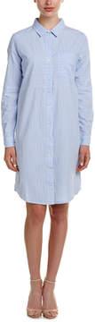 Noisy May Striped Shirtdress