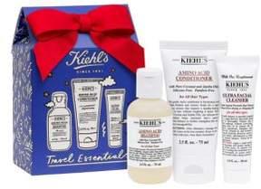 Kiehl's Travel Essentials Set- $18.00 Value