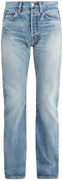 Balenciaga Relaxed straight-leg jeans