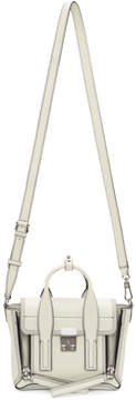 3.1 Phillip Lim White Mini Pashli Satchel