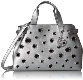 Armani Jeans Limited Edition Grommet Tote