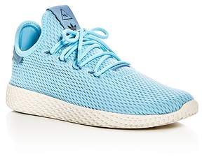 adidas Unisex Pharrell Williams Hu Lace Up Sneakers - Big Kid