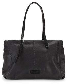 Liebeskind Berlin Large Washed Leather Satchel