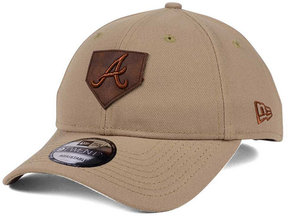 New Era Atlanta Braves The Plate 9TWENTY Cap