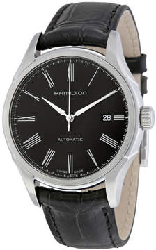 Hamilton Valiant Automatic Black Dial Men's Watch