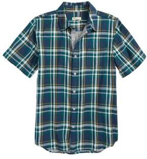 Tucker + Tate Plaid Woven Shirt